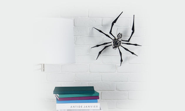 Klok-Arachnophobia