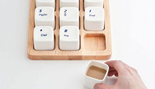 Koffie kopjes voor Web 2.0