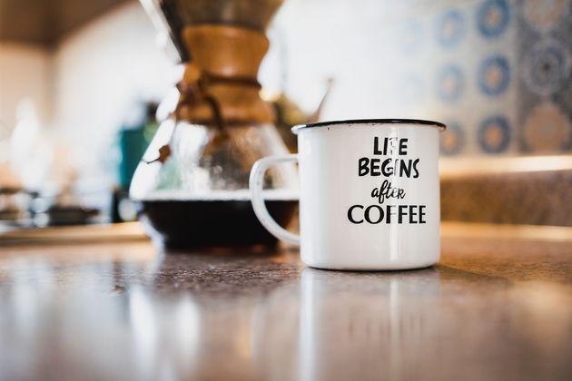 Koffie thuiswerken