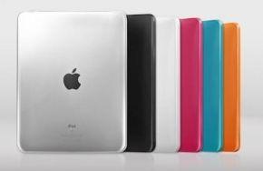 Krasbestendige ultradunne case voor de iPad