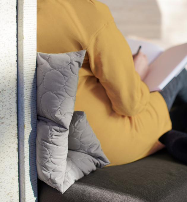 Kussen ergonomisch IKEA