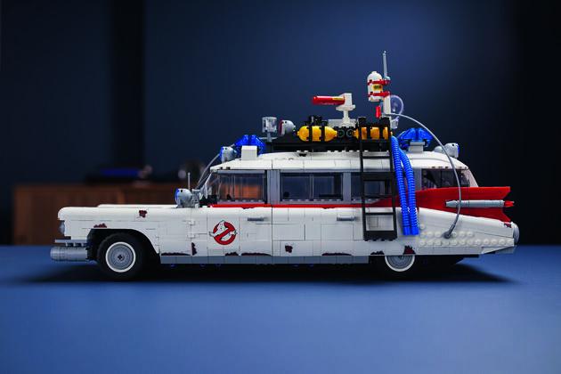 LEGO Ghustbusters ECTO-1