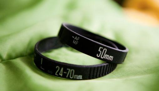 Lens Armband voor de Foto-geek