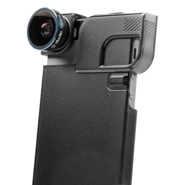 lens op je iphone