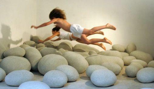 Levende stenen!