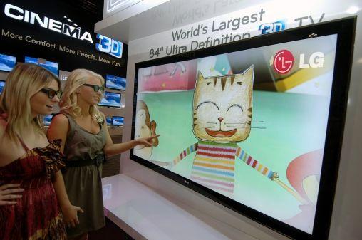 LG CES 2011_Cinema3D