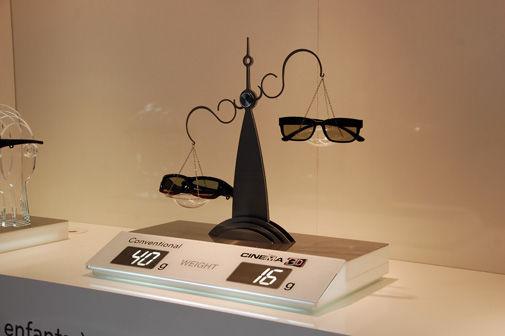 LG-CINEMA-3D-TV-Bril-Licht