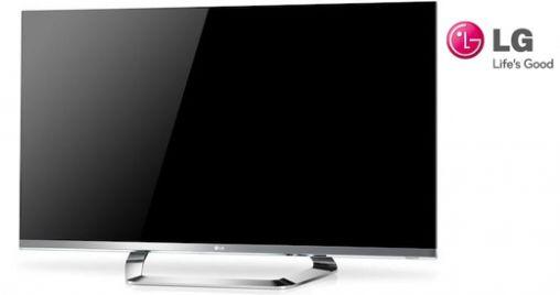 LG Cinema Screen: Televisie van LG met 1mm bezel