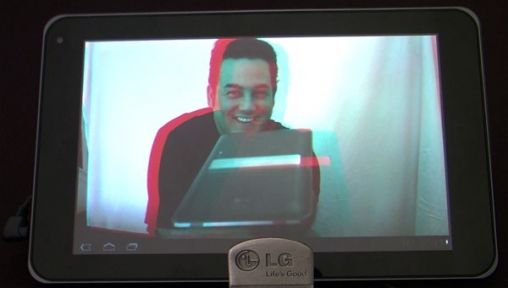 LG G-Slate (Optimus Pad) Geruchten