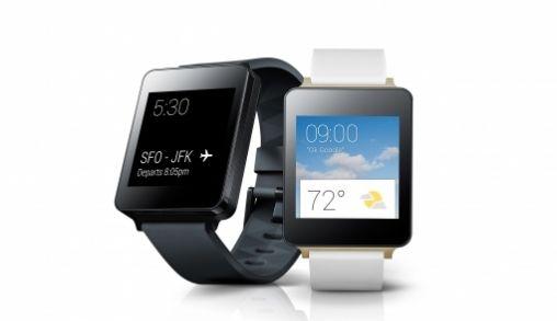 LG G Watch vanaf 8 juli verkrijgbaar in de Benelux!