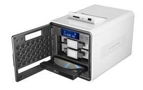 LG N2R1 Netwerk Harde schijf met DVD-brander