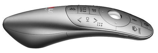 LG onthult nieuwe Magic Remote