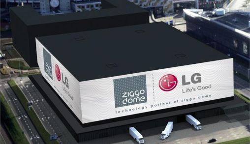 LG vult Ziggo Dome