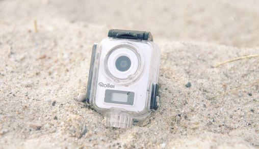 Lifelogging doe je met de camera van Rollei