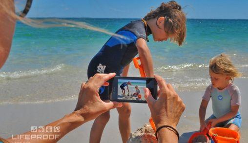LifeProof hoes voor iPhone 4(S)