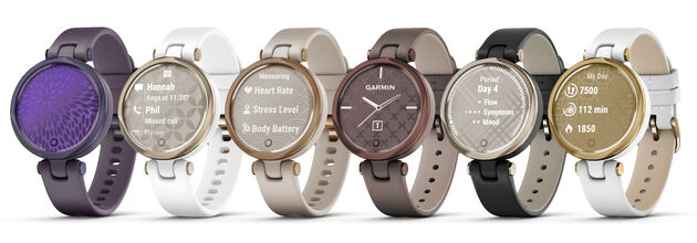 Lily Garmin horloges