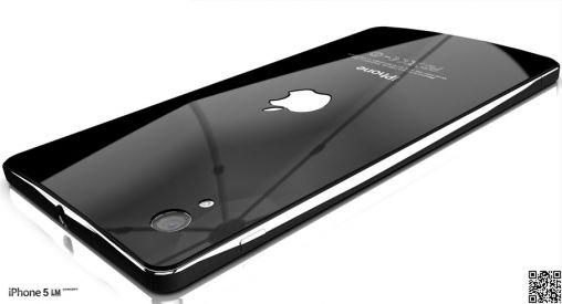 Liquid Metal iPhone 5 [concept]