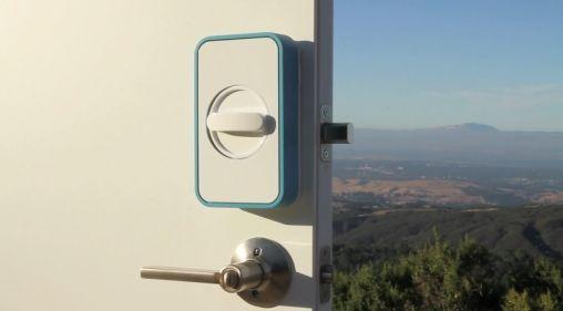Lockitron: open je deur met je iPhone