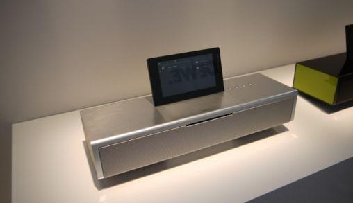 Loewe SoundBox AirSpeaker SoundVision & MediaVision