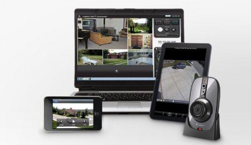 Logitech Alert 750n indoor videobeveiligingssysteem