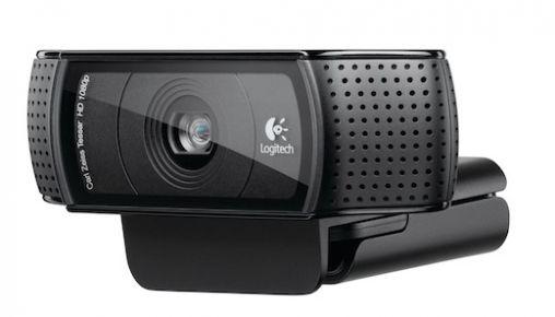 Logitech Full HD Pro Webcam (C920)