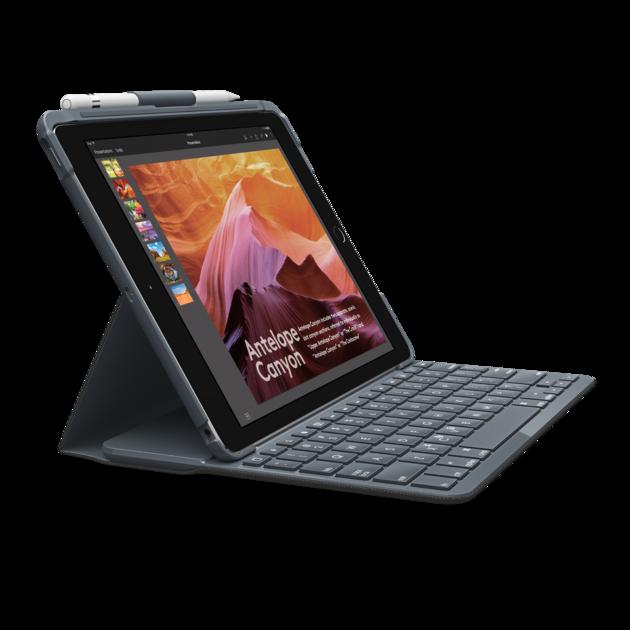 Logitech Slim Folio iPad toetsenbord