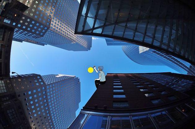 Lucht-kunst-NewYork