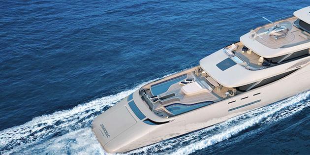 Luxe-jacht