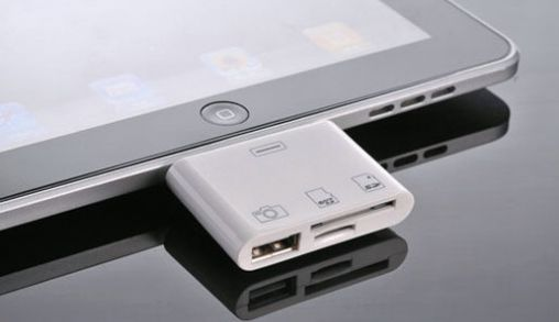 M.I.C. 3-in-1 iPad Connection Kit