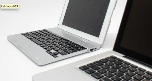 Maak van je iPad een Macbook Pro