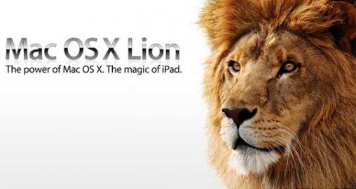 Mac OS X Lion in Gebruik