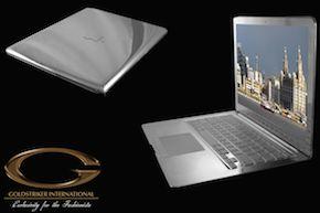 MacBook Air in Gouden Uitvoering