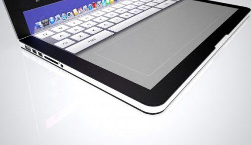 MacPad Pro: Combinatie MacBook Pro met een iPad
