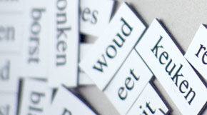 Magnetic Poetry Kit · Nederlandse editie