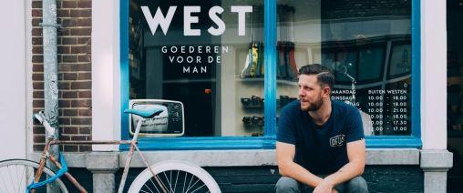 Mannenwinkel WEST: grooming, kleding en veel meer!