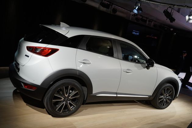 Mazda_CX3_Kodo_design