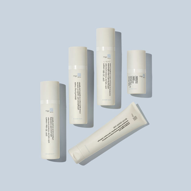 MGC Derma - Every Day Full Range - mgcderma.nl