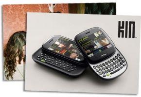 Microsoft introduceert KIN telefoons