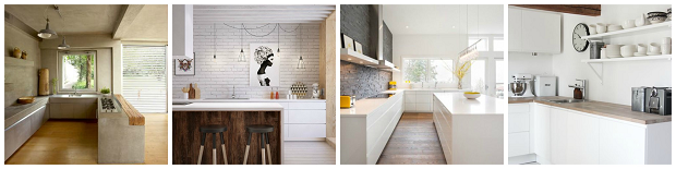 minimalisme keuken