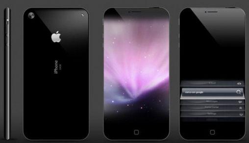 Mockups van de iPhone 5?