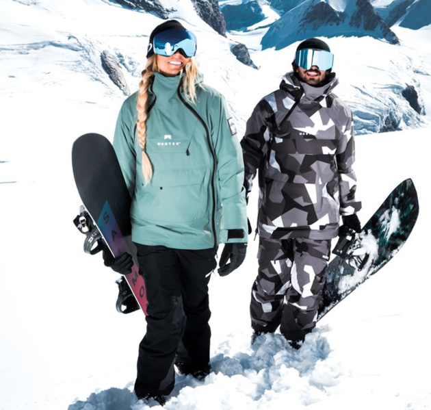Montec outdoor ski