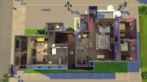 Must-see: Friends nagemaakt met Sims 4