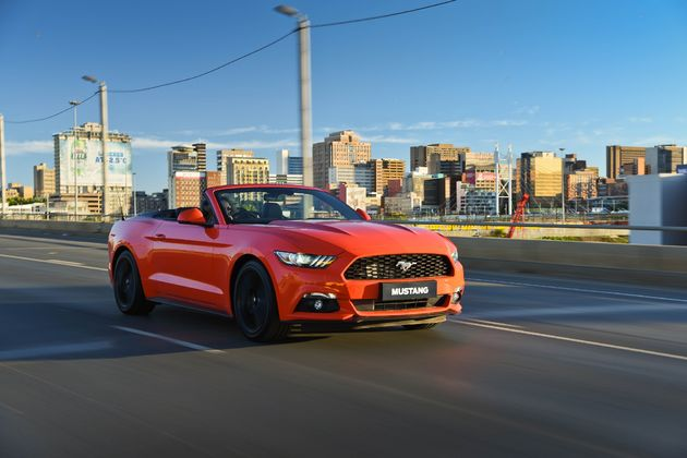 Mustang_Johannesburg_South Africa