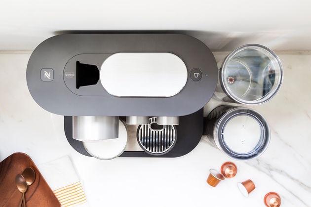 Nespresso Expert&milk machine_sfeer1