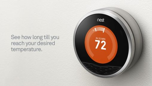 Nest thermostaat Domotica 5