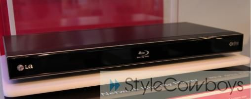 Nieuwe Blu-ray-speler BD570 van LG
