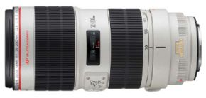 Nieuwe Canon EF 70-200mm Telezoomlens