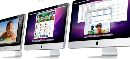 Nieuwe iMac met Thunderbolt en HD camera