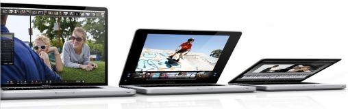 Nieuwe MacBook Pro Vandaag in de Apple Store