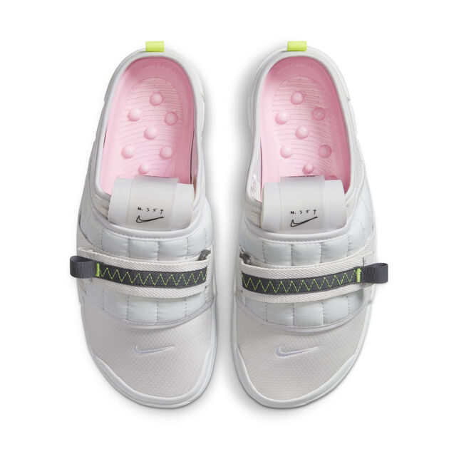 Nike Offline pantoffel wit